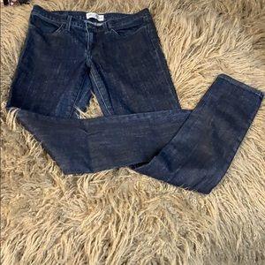Wildfox dark wash jeans. Size 28